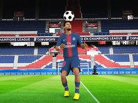 rigged Neymar