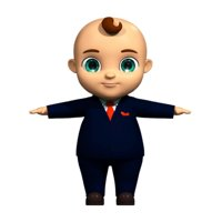 Cartoon Boss Baby