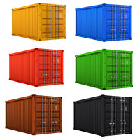 Cartoon Container Collection