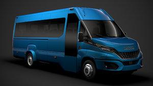 3D iveco daily tourus l5h2