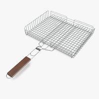 grill basket model