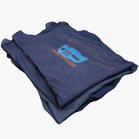 3D merino t-shirts