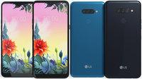 LG K50S Black & Blue