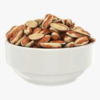 peanuts peel bowl model