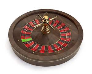 roulette wheel model