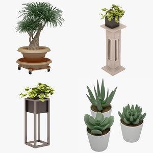 set plant model