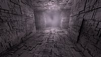 Sci-Fi Shapes - The Escapist - 3 Dimensional Labyrinth Maze Low-poly