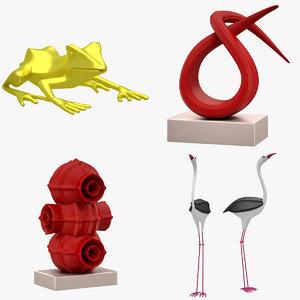 3D sculpt model