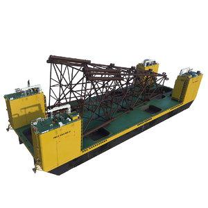 3D platform fels ii