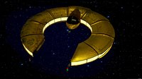 3D model spaceship space ship