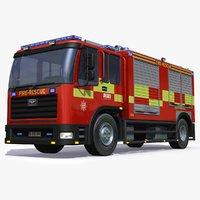 Firetruck UK England