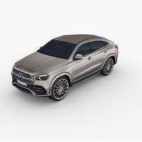 Mercedes-Benz GLE 400 d 4MATIC AMG 2019