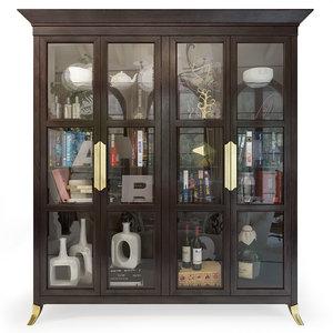 cupboard prestige 3D model
