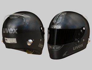3D helmet uvex
