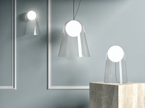 lamps wall suspension 3D model