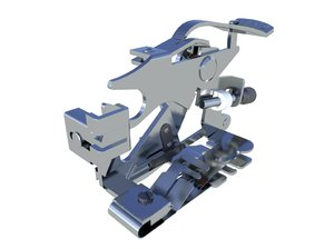 ruffler sew machine model
