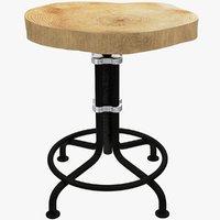 loft stool model