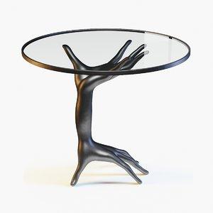 dichotomy racetrack tables 3D model