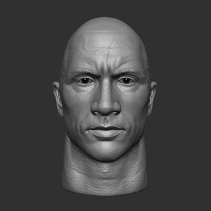 head sculpt 3D model