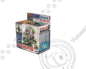 art box 3D model
