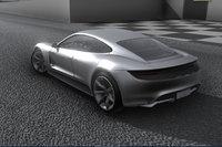Exotic Sedan Concept