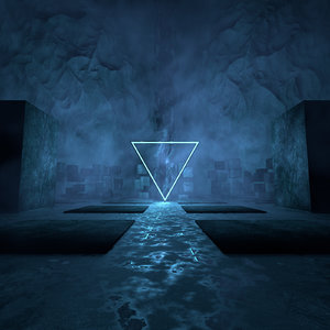 3D concepts occult stone temple