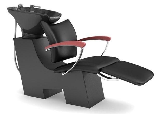 hairdresser 3D model