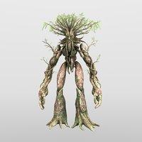 tree monster 3D