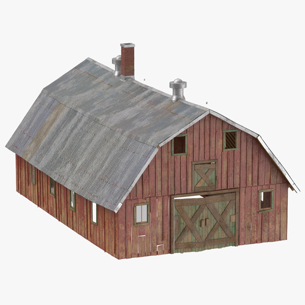 3D barn model