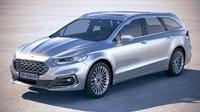 Ford Mondeo Vignale Estate 2020