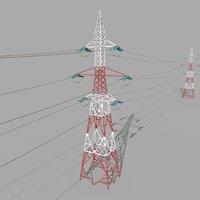 Electricity Pole 32