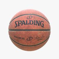 Dirty Spalding Ball
