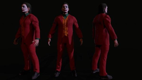 joker model