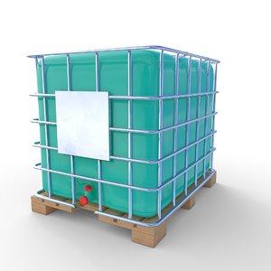 ibc container model