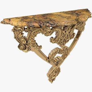 table x2 3D
