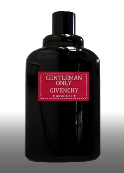 parfum givenchy 3D model