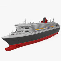 3D rms queen mary