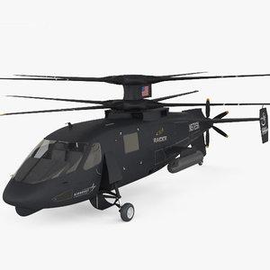 3D sikorsky s-97