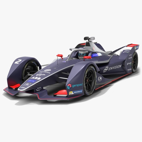 3D envision virgin racing formula