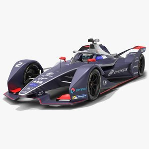 3D envision virgin racing formula