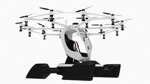 airlift hexa model