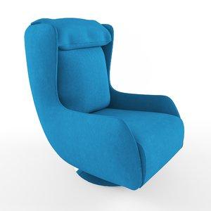 chair zefir 3D