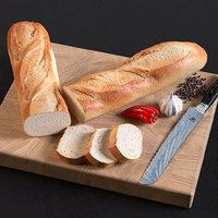 3D baguette loaf bread