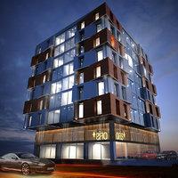Building Design Exterior Architecture