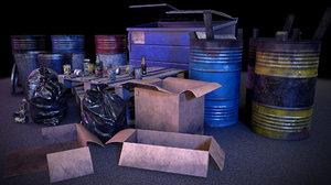 3D games lod
