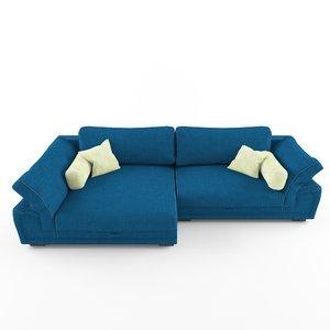 sofa mozart corner model