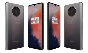 oneplus 7t frosted silver model