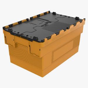 plastic case model