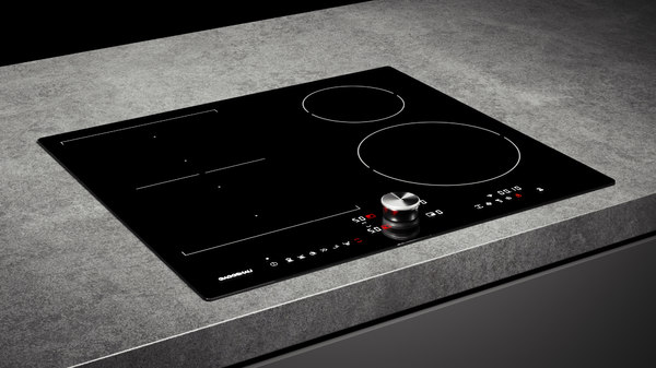 3D gaggenau kitchen hood 200 model