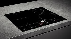 3D gaggenau kitchen hood 200 model